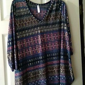Discount divas blouse